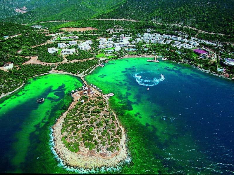 با جزایر توریستی ترکیه آشنا شوید