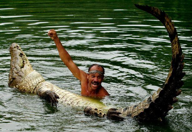 طلاق یک زوج به خاطر عشق شدید به تمساح!