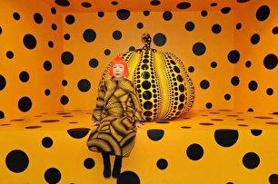 آثار هنری یک پیرزن در ژاپن (+عکس)