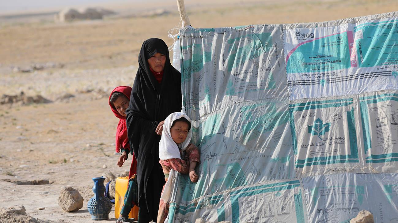زنو کودک افغان