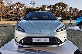 آرک فاکس α-S؛ وقتی از یک خودروی پیشرفته و باکیفیت چینی صحبت می کنیم! (+عکس)