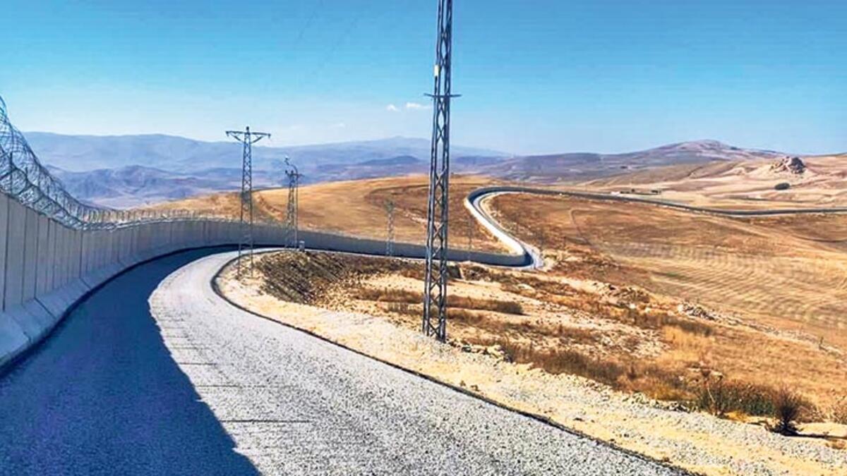چرایی احداث دیوار مرزی مشترک بین ترکیه و ایران