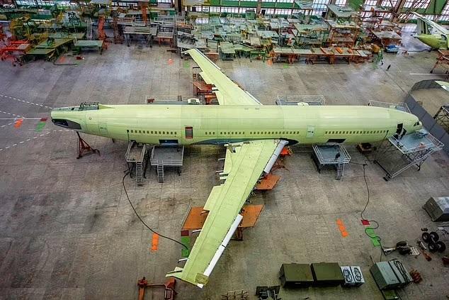 دستور ولادمیر پوتین برای ساخت دو فروند هواپیمای روز رستاخیز