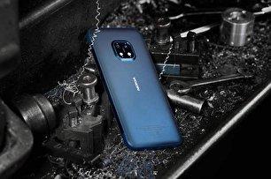 گوشی جانسخت نوکیا با فناوری 5G عرضه میشود