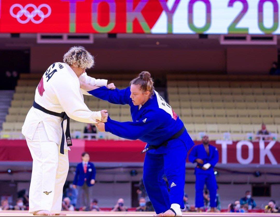 برای اولین بار در تاریخ المپیک