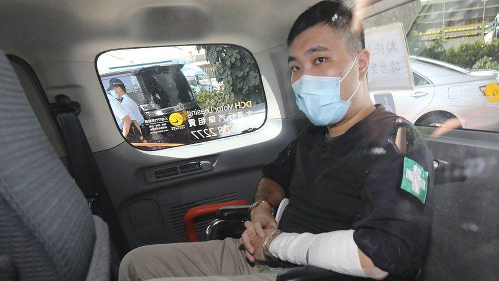 تونگ پینگ کیت زندانی هنگ کنگ