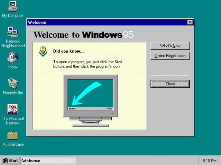 تاریخچهای که به ویندوز 11 منجر شده است