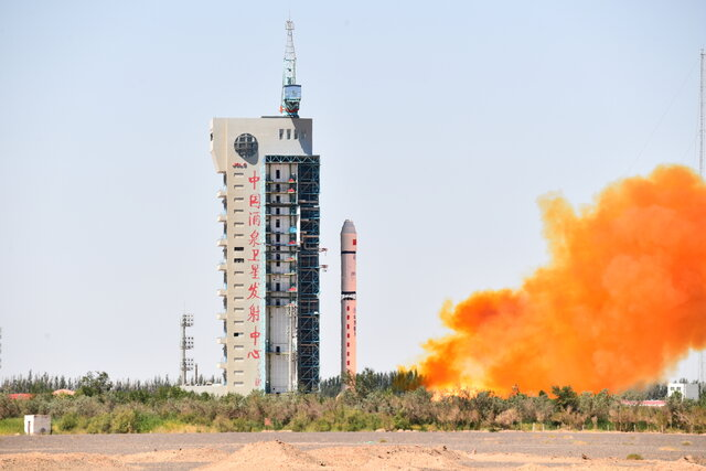 ماهواره چین
