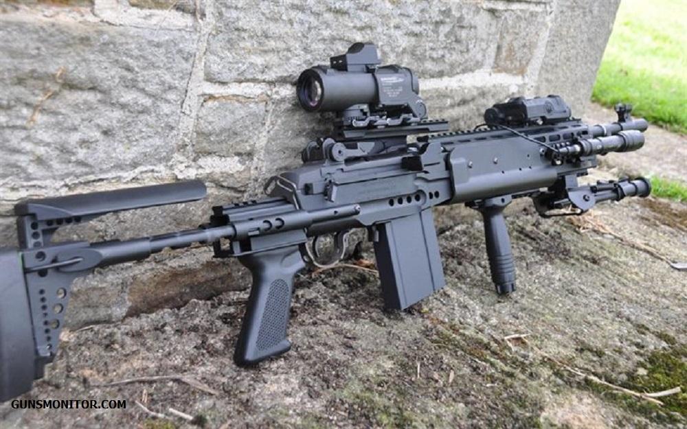 6 سلاح مهم در ارتش آمریکا(+عکس)
