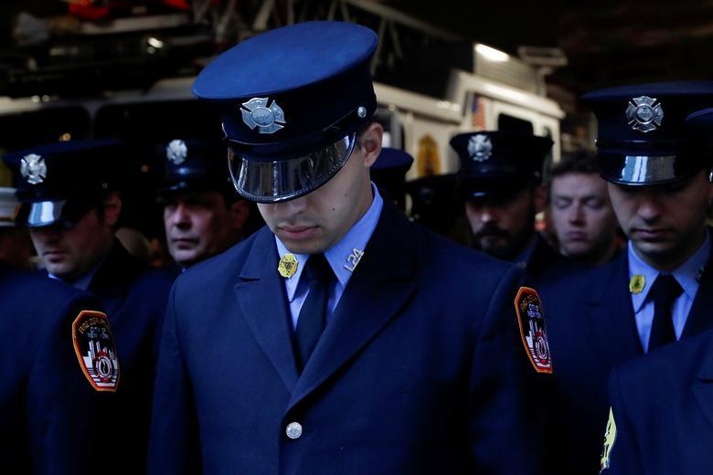 احترام به جان باختگان 11 سپتامبر