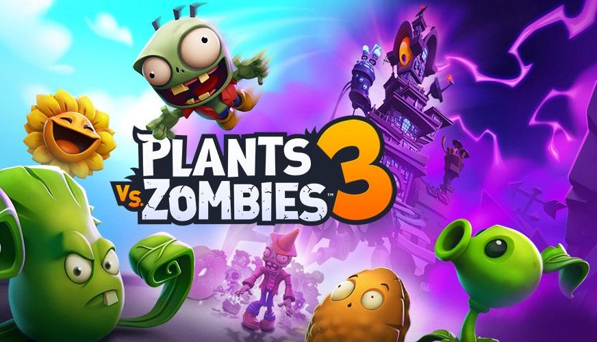 دانلود بازی زامبی ها و گیاهان 3 - Plants vs Zombies 3