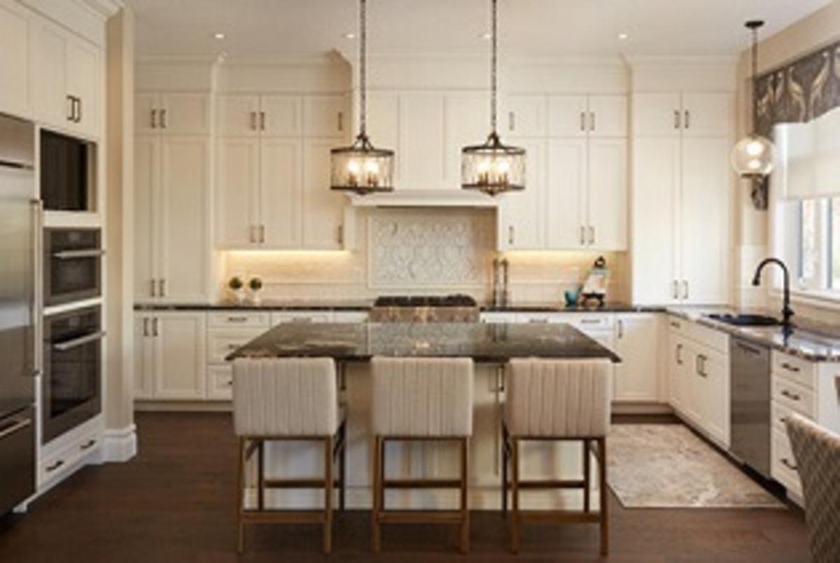 8 عنصر برای سبک آشپزخانه کلاسیک
