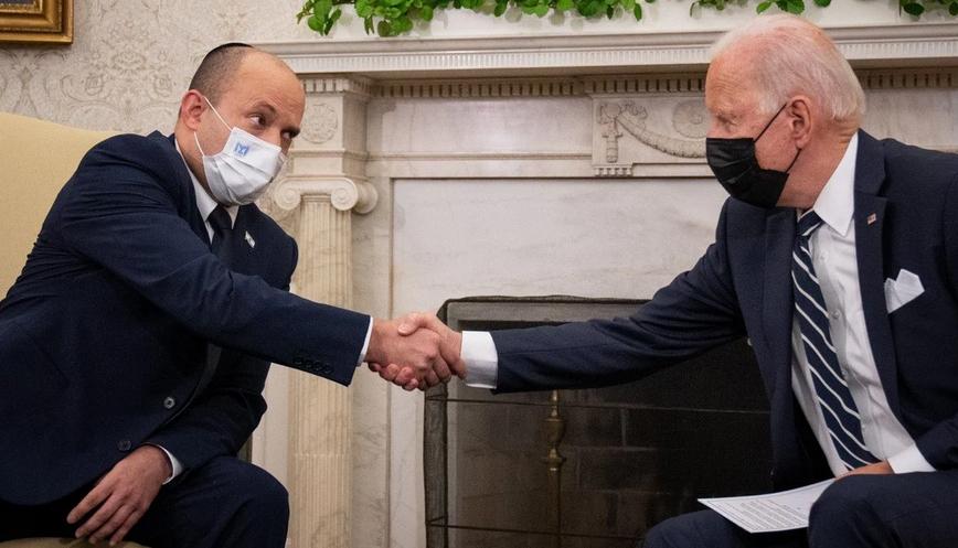 بایدن: در برابر ایران اول دیپلماسی بعد سایر گزینه ها