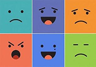 هر احساسی روی چه اندامی اثر دارد؟
