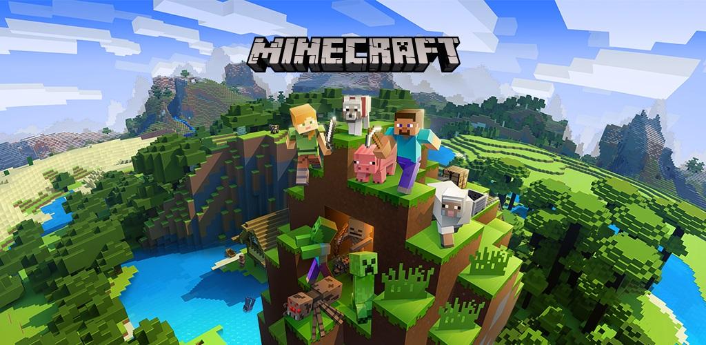 دانلود بازی ماینکرافت  برای موبایل - Minecraft