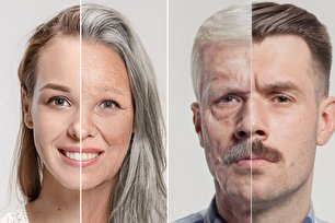 اگر این 9 نشانه را دارید، یعنی زودتر پیر میشوید