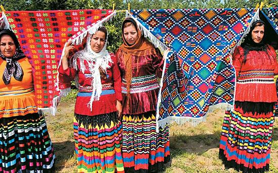 عجیبترین روستاهای ایران