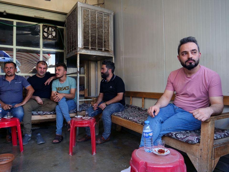 مهاجرت از کردستان عراق به اروپا
