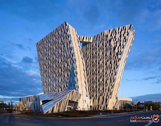 1. هتل ای سی ماریوت بلا اسکای کپنهاگ (AC Hotel by Marriott Bella Sky Copenhagen)، هلند