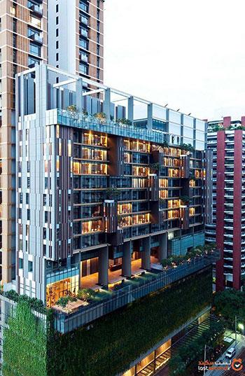 هتل هانسار بانکوک (Hansar Bangkok)، تایلند