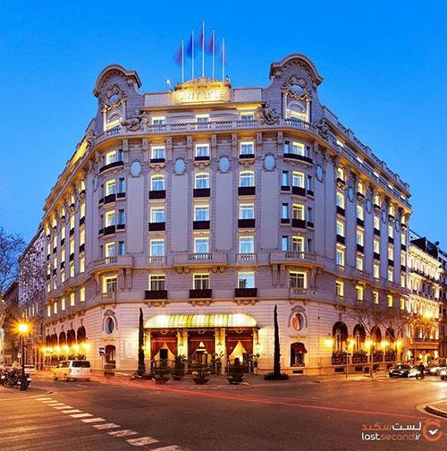 هتل ایآی پالاس بارسلونا (El Palace Hotel, Barcelona)، اسپانیا