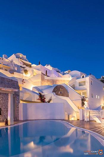 هتل بوتیک اندرونیس سانتورینی (Andronis Boutique Hotel)، یونان