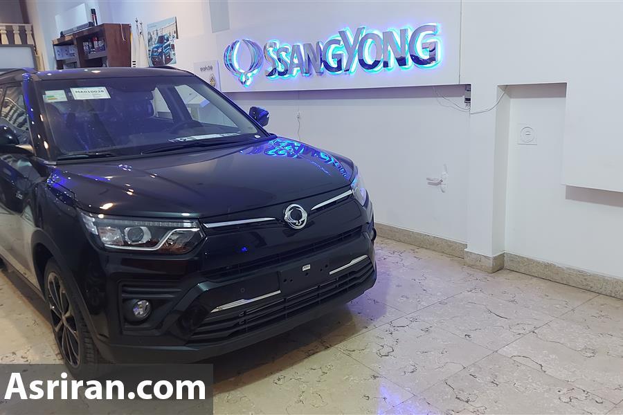 تیوولی جدید وارد بازار ایران شد؛ با مدل 1400 و تغییرات موتور (+عکس و مشخصات)