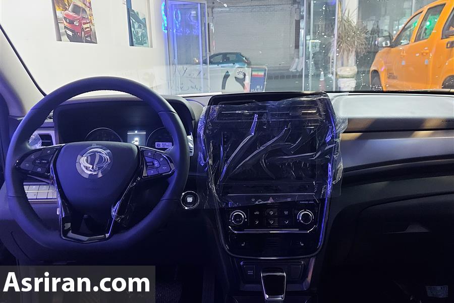 تیوولی با موتور جدید و مدل 1400 وارد بازار ایران شد (+عکس و مشخصات)