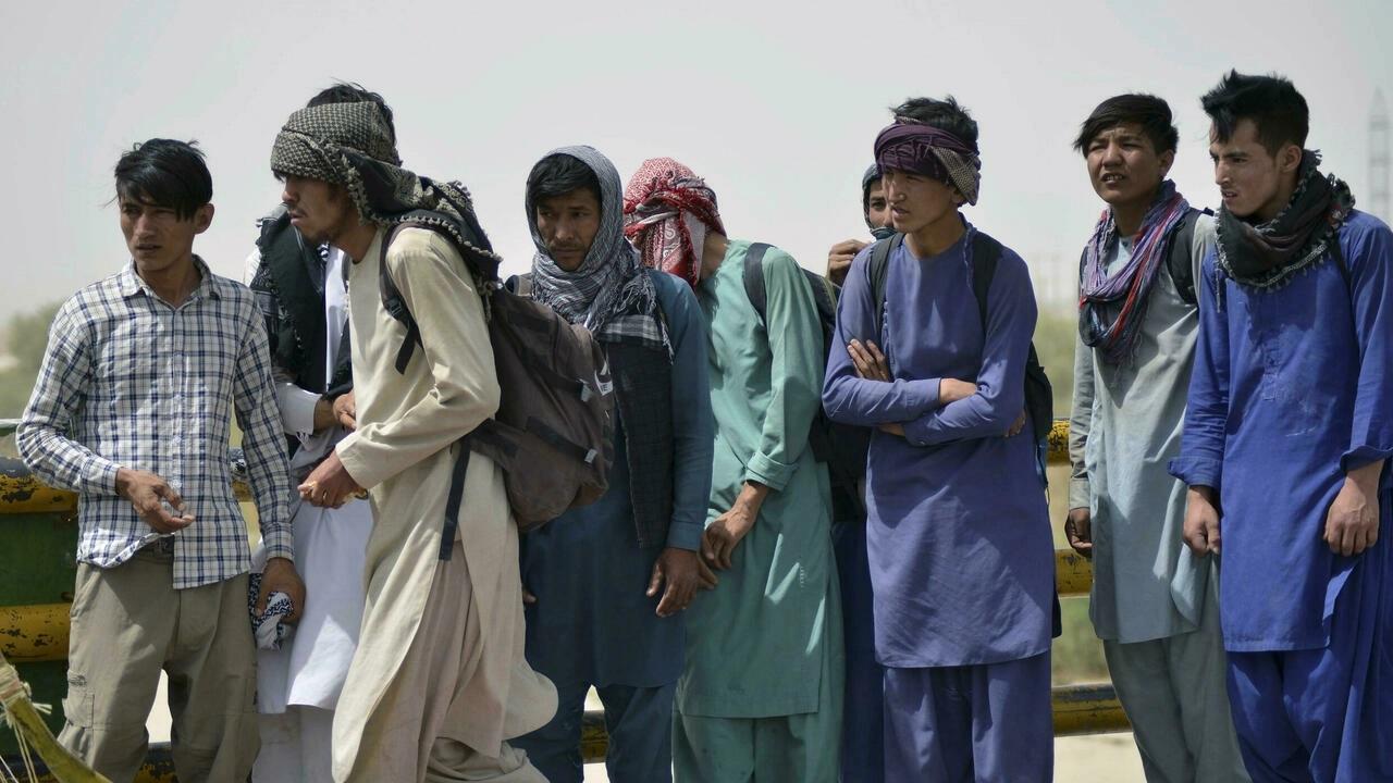 هجوم افغانها به مرز ایران؛ موفقیت یک هشتم متقاضیان