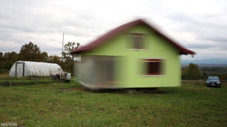 تغییر مدل خانه برای بهبود حال همسر (+عکس)