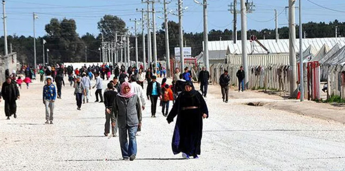 175 هزار مهاجرسوریه ای شهروند ترکیه شدند