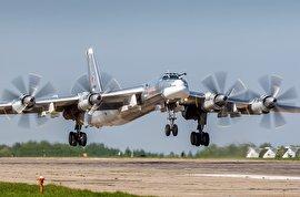 نماد ملی روسیه در آسمان؛ خرس پرنده 70 ساله خیال بازنشستگی ندارد! (+عکس)
