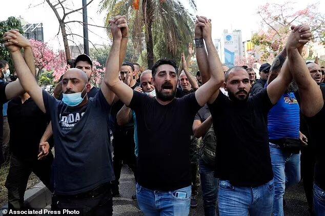 واکنش گوترش، عربستان و آمریکا به رخدادهای بیروت