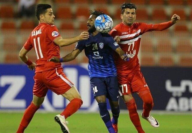 فیفا: الهلال – پرسپولیس، حساسترین دیدار یک چهارم نهایی لیگ قهرمانان