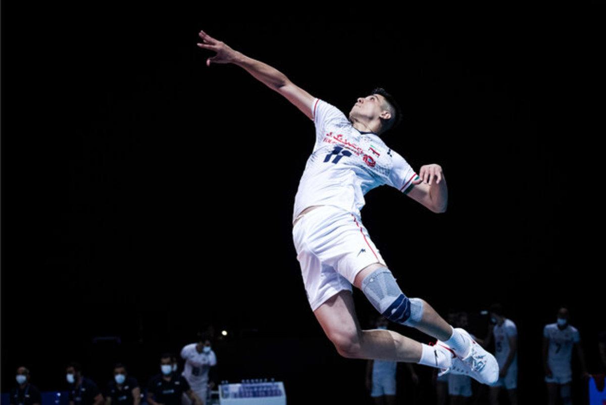 صابر کاظمی بازهم درخشید / تیم منتخب والیبال قهرمانی باشگاه های آسیا مشخص شد