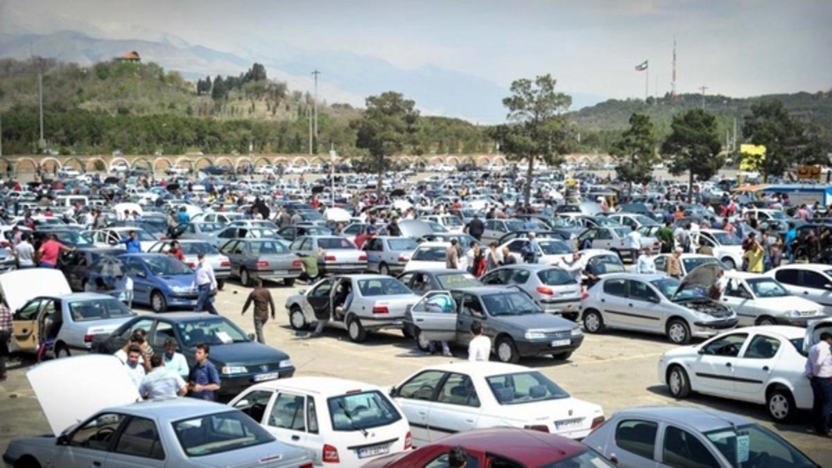 بازار خودرو هم در انتظار مذاکرات وین / خودروی 12 میلیارد تومانی در بازار