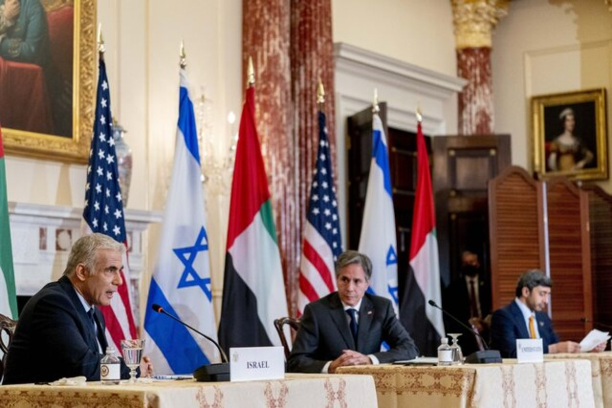 واشنگتن پست: مواضع مقامات منطقه و اتحادیه اروپا درباره ایران و از سرگیری مذاکرات وین در سفر به واشنگتن