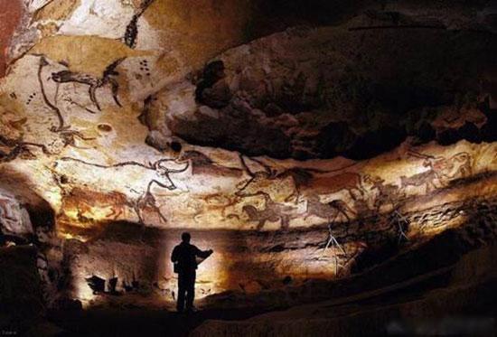 مونتینیاک؛ غارهای لاسکو