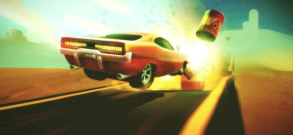 دانلود بازی ماشین بدلکاری حرفه ای - Stunt Car Extreme