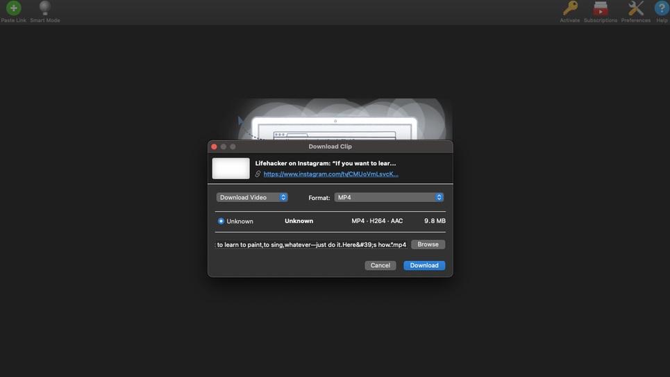 اینستاگرام و 4 روش برای دانلود ویدئوهای آن (+عکس)