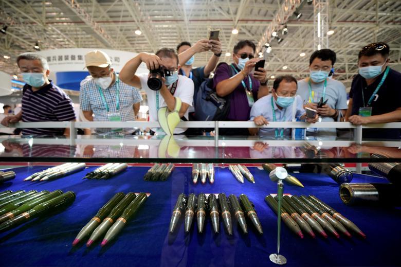 نمایشگاه هوایی چین