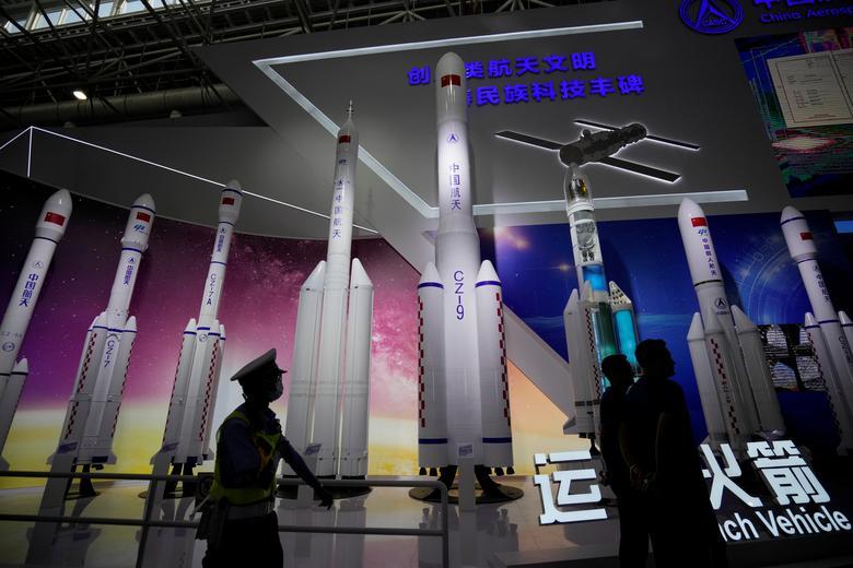 نمایشگاه هوایی چین (عکس)