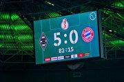 شکست تحقیرآمیز و ۵ گله بایرن مونیخ در جام حذفی آلمان (فیلم)