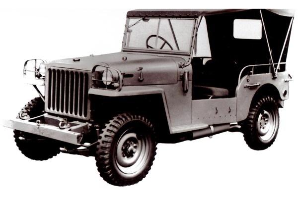 1951 Toyota Land Cruiser