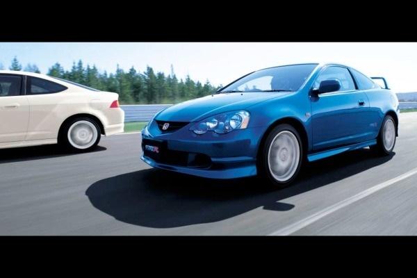 2002 Honda Integra Type-R