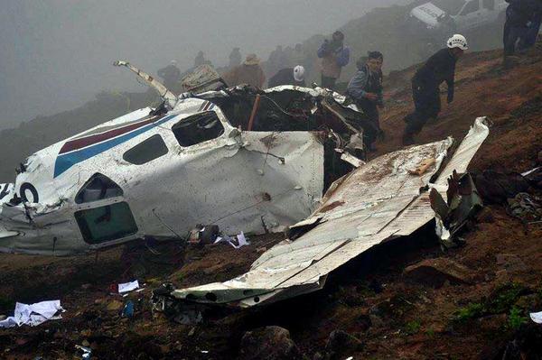 کشته شدن 3 سرنشین در سقوط یک هواپیمای کوچک در نزدیکی پایتخت پرو