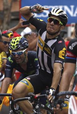 مسابقات دوچرخه سواری دور اسپانیا