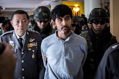دستگیری یکی از مظنونان به بمبگذاری تروریستی 3 هفته گذشته در بانکوک
