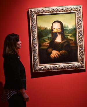نمایشگاه آثار هنری  اردک در مانهایم آلمان