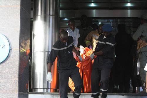 پایان گروگانگیری خونین تروریست ها در هتلی در شهر باماکو پایتخت کشور آفریقایی مالی